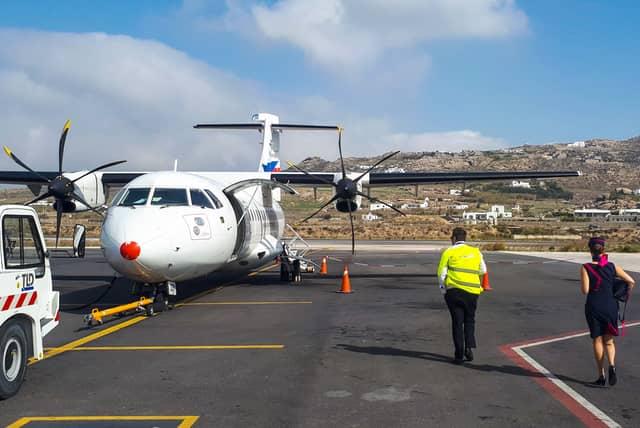 paros Airport Airlines